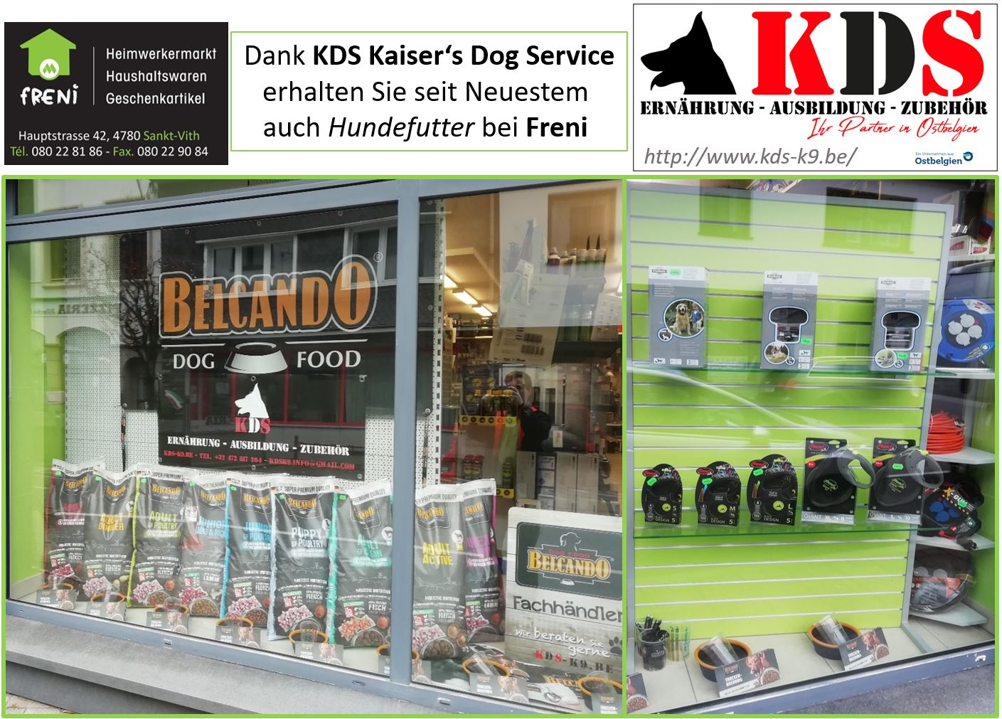 KDS & Hundefutter